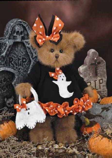 Nounours d'Halloween