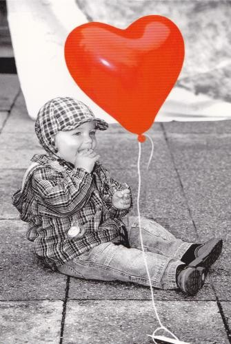 Enfant avec ballon